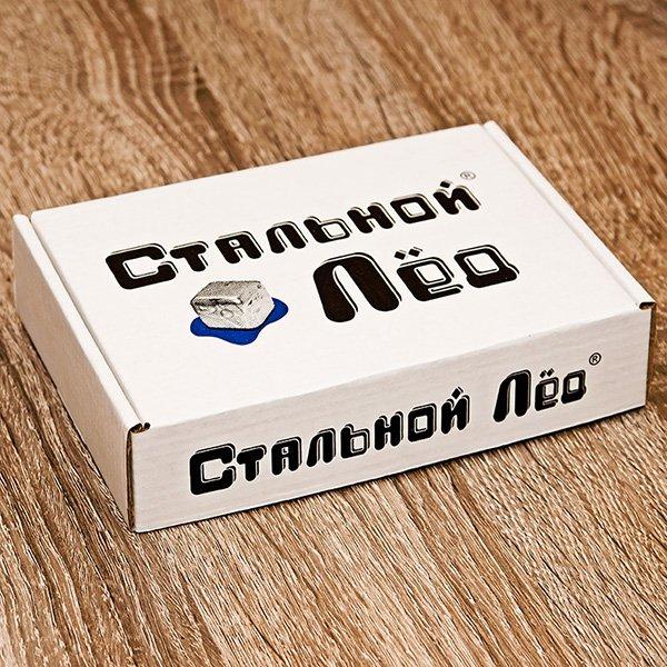 Стальной лед - Простая подарочная упаковка